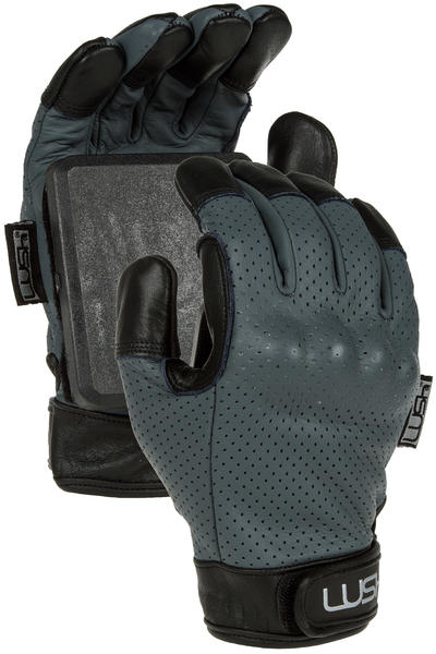 Lush GT Race Slide Gloves (shark grey)