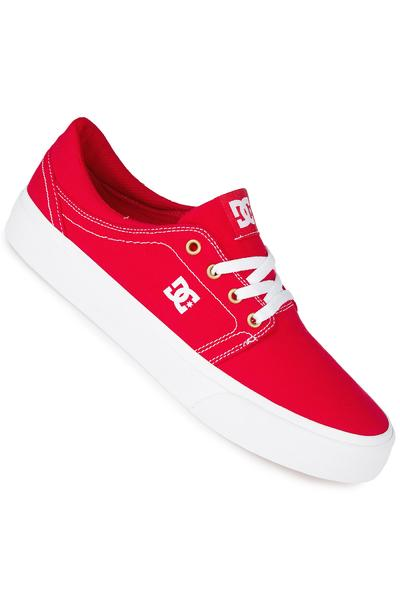DC Trase TX Shoe (red white)