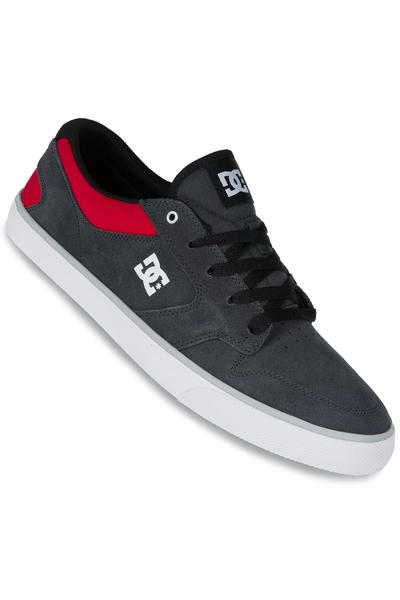 DC Argosy Vulc Shoe (grey red)