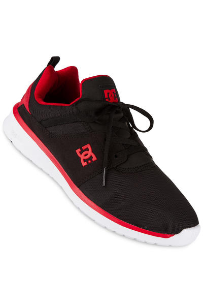 DC Heathrow Schuh (black red)