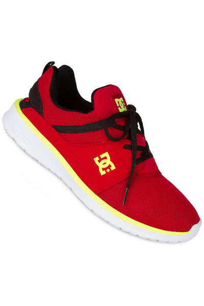 DC Heathrow Schuh (black red yellow)