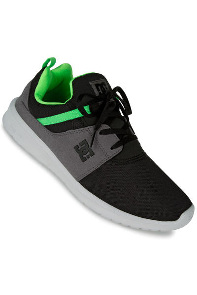 DC Heathrow Schuh (black grey green)