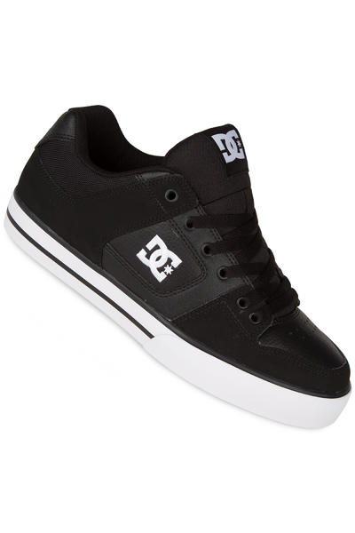 DC Pure Shoe (black black white)