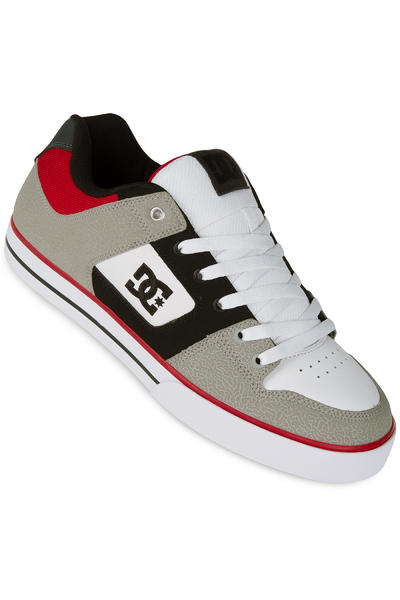 DC Pure Schuh (grey black red)