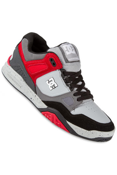 DC Stag 2 Shoe (grey grey red)