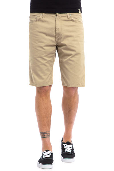 Carhartt WIP Davies Questa Shorts (safari rinsed)