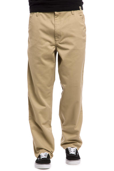 Carhartt WIP Simple Pant Dension Hose (safari rinsed)