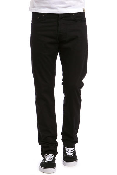 Carhartt WIP Klondike Pant Alabama Jeans (black rinsed)