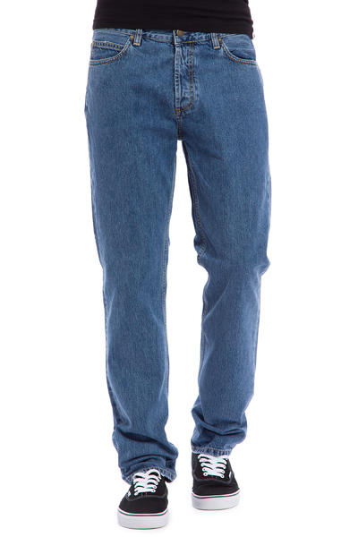 Carhartt WIP Texas Pant Hanford Vaqueros (blue stone washed)