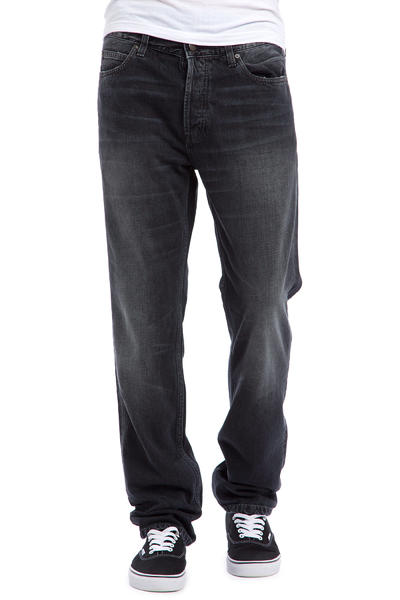 Carhartt WIP Texas Pant Bristol Jeans (black gust washed)