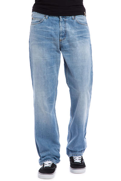 Carhartt WIP Marlow Pant Otero Jeans (blue burst washed)