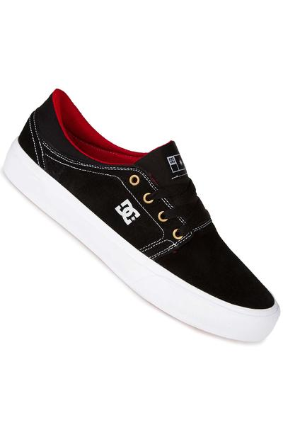 DC Trase S Shoe (black white true red)