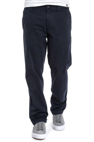 Carhartt WIP Johnson Pant Midvale Hose (duke blue garment dyed)