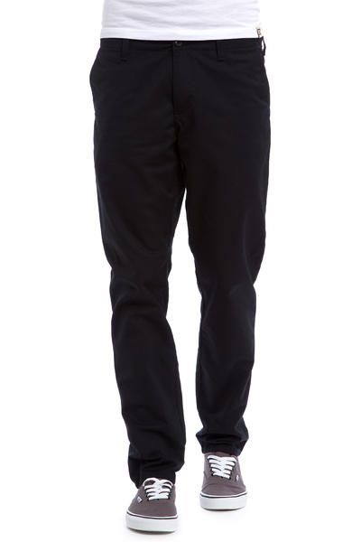 Carhartt WIP Club Pant Dunmore Pants (black rinsed)