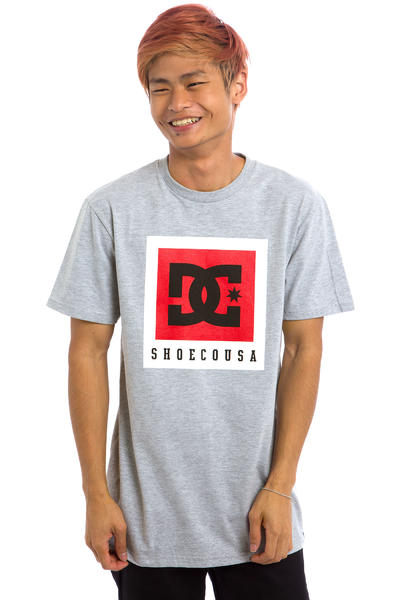 DC Boxed Out T-Shirt (heather grey)