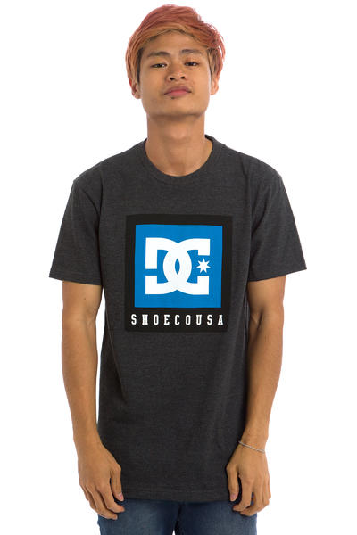 DC Boxed Out T-Shirt (dark heather grey)