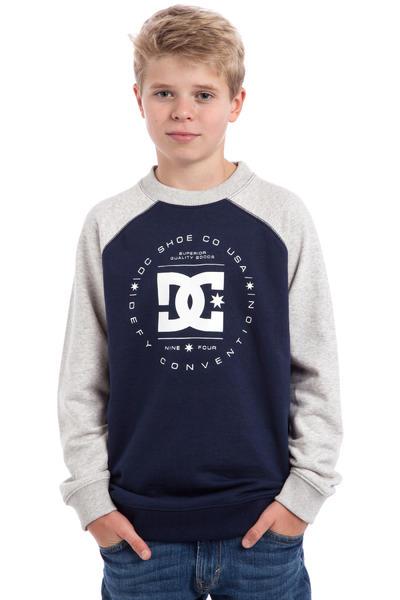 DC Rebuilt Sweatshirt kids (vintage indigo)