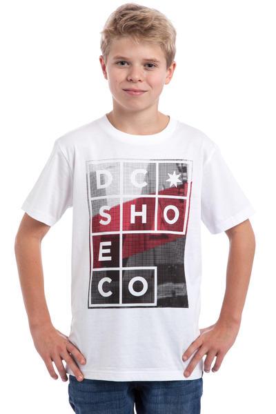 DC La Panel T-Shirt kids (white)