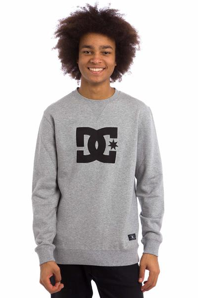 DC Ellis Sweatshirt (heather grey)