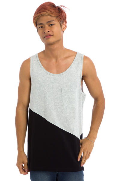 DC Medford Tank-Top (light heather grey)