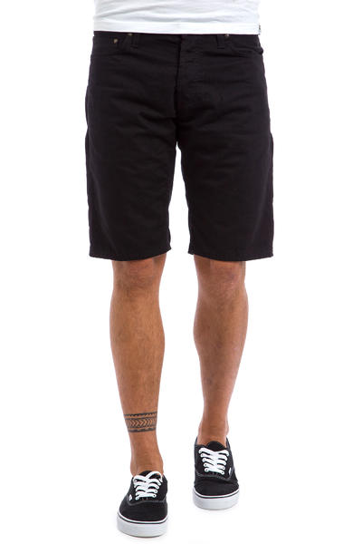 Carhartt WIP Klondike II Alabama Shorts (black rinsed)