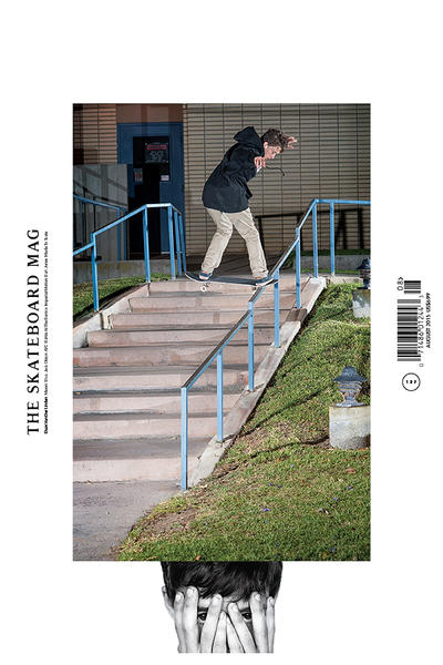 The Skateboard Mag August 2015 Revista