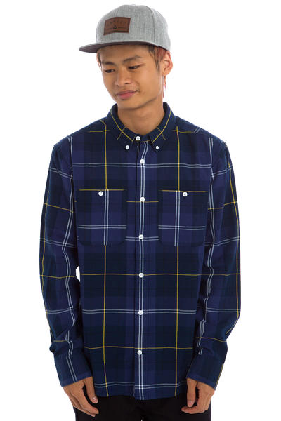DC Sout Ferry 2 Flannelshirt (south blue)