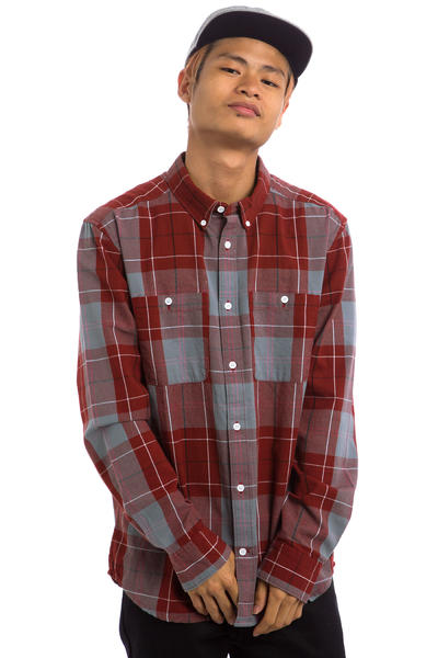 DC Sout Ferry 2 Flannelshirt (south syrah)