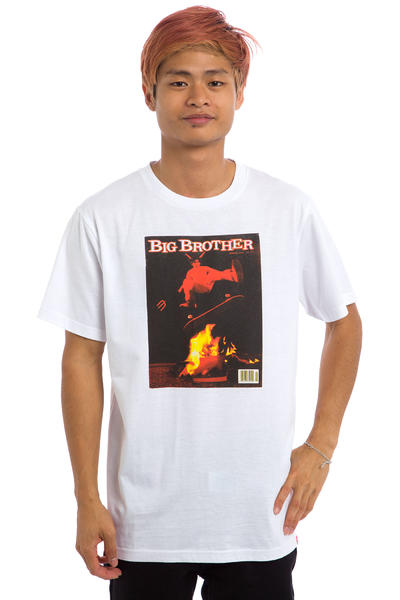 DC x Big Brother Issue 666 T-Shirt (white)