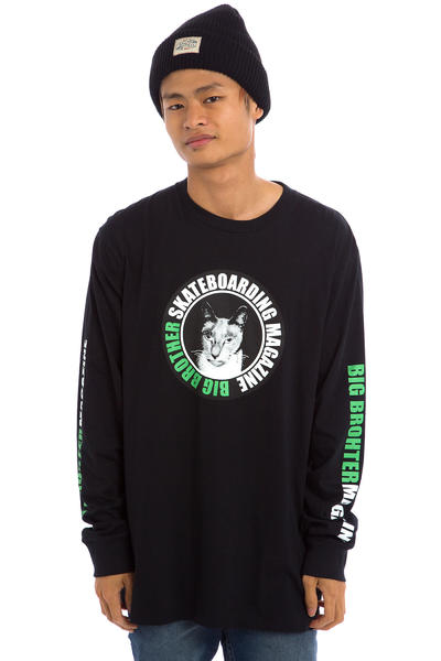 DC x Big Brother Gary Cat Longsleeve (black)