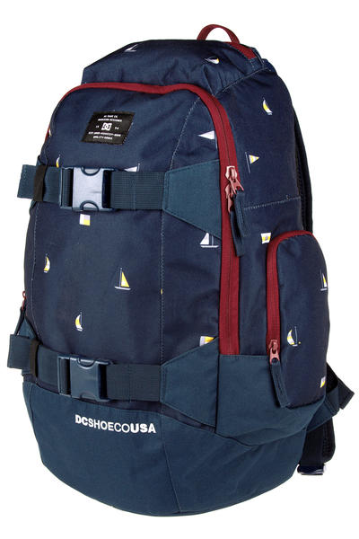 DC Wolfbred II Backpack 28L (team flag blue iris)