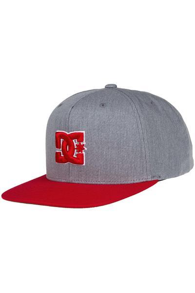 DC Snappy Snapback Cap (medium grey)
