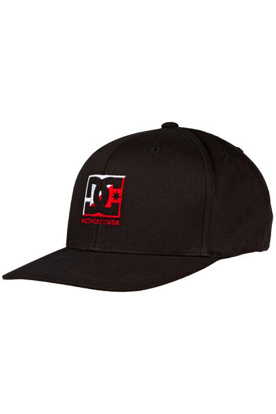 DC Crosscloud FlexFit Cap (black)