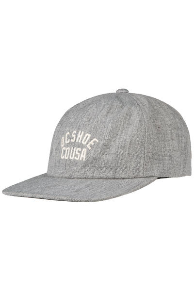 DC Outthere 6 Panel Cap (heather grey)