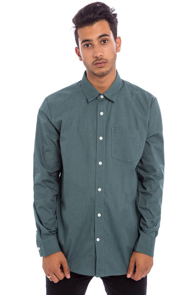 Volcom Everett Solid Hemd (putty)