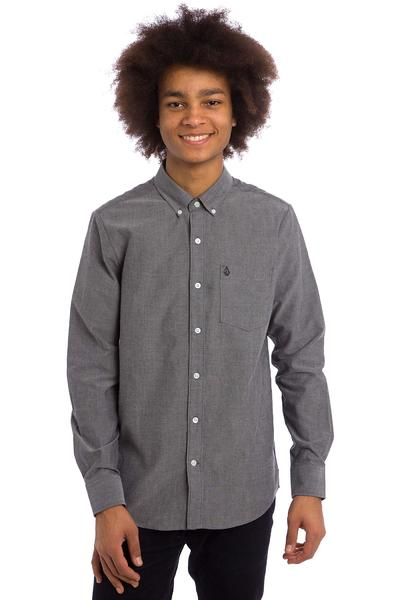Volcom Everett Oxford Shirt (black)