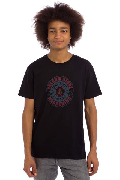 Volcom Thunder Bolt T-Shirt (black)