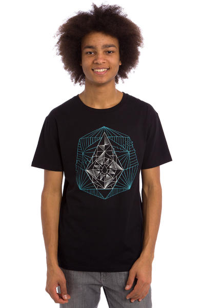 Volcom Tone Stone BSC T-Shirt (black)
