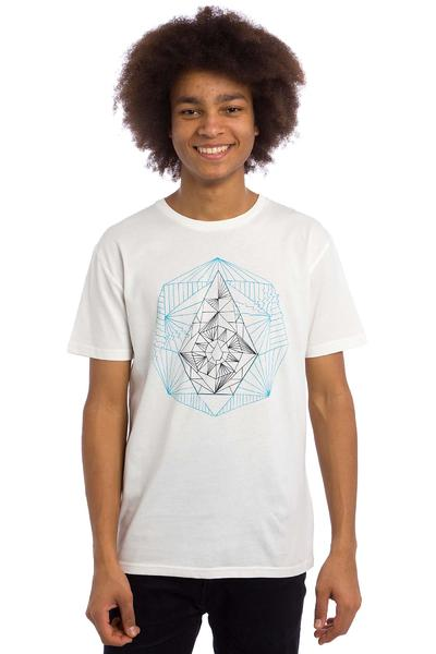 Volcom Tone Stone BSC T-Shirt (paint white)