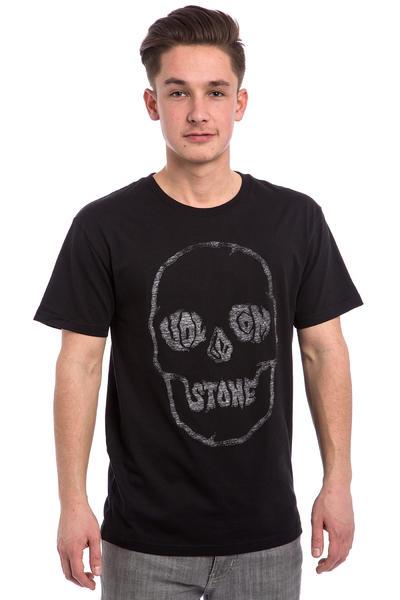 Volcom Tuffskull T-Shirt (black)