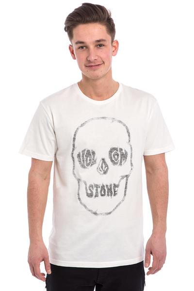 Volcom Tuffskull T-Shirt (paint white)