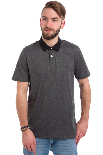 Volcom Wowzer Grind Polo-Shirt (black)