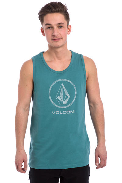 Volcom Fade Stone BSC Tank-Top (stormy blue)