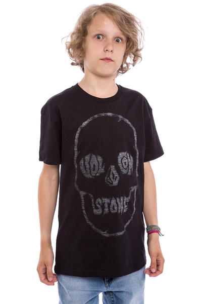 Volcom Tuffskull T-Shirt kids (black)