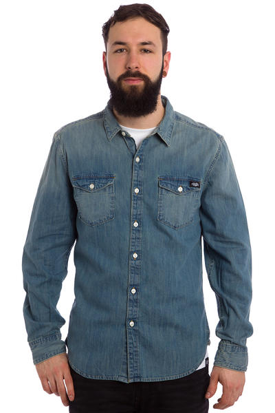 Dickies Penngrove Shirt (bleach stonewash)