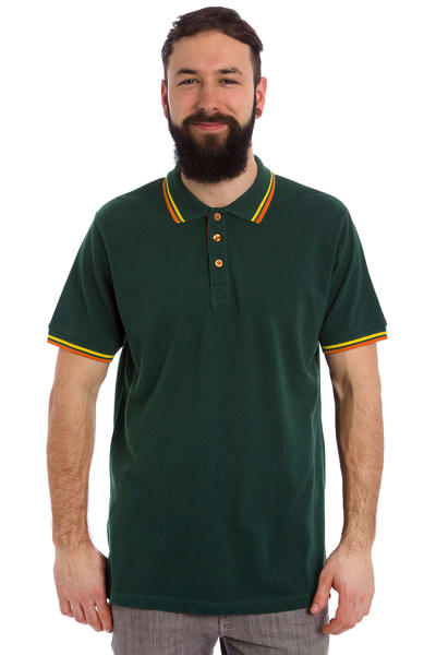 Dickies Garcia Polo-Shirt (green gables)
