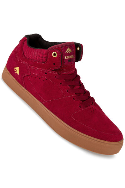Emerica HSU G6 Shoe (burgundy gum)