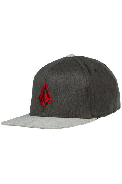 Volcom Full Stone 110F Cap (charcoal heather)