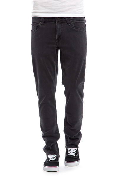 Volcom Vorta Jeans (true vintage black)