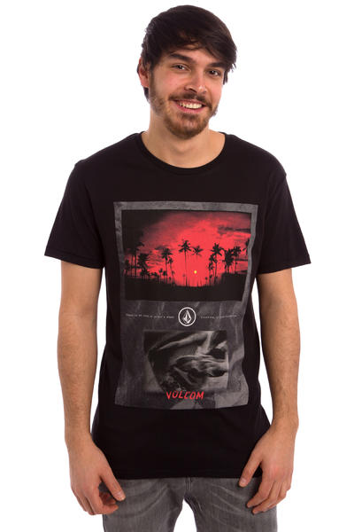 Volcom Blood Stream T-Shirt (black)